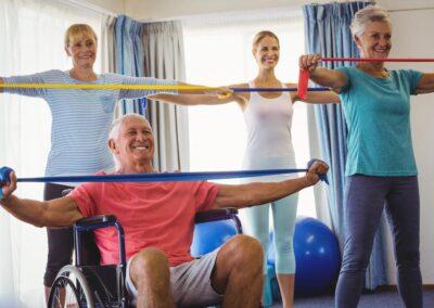 Bewegen voor senioren