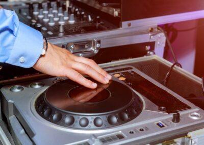 DJ workshop – 16+