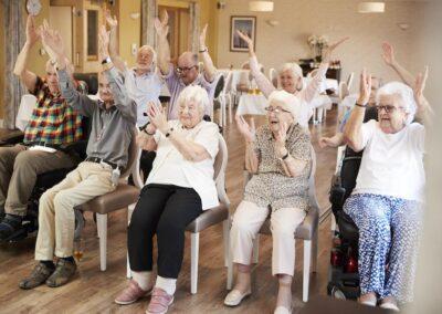 Meer bewegen voor ouderen – Bergschenhoek