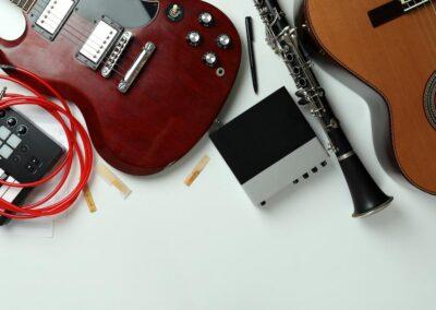 Muziekcarrousel Workshop – 60+