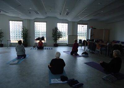 Yoga locatie Ontmoet!
